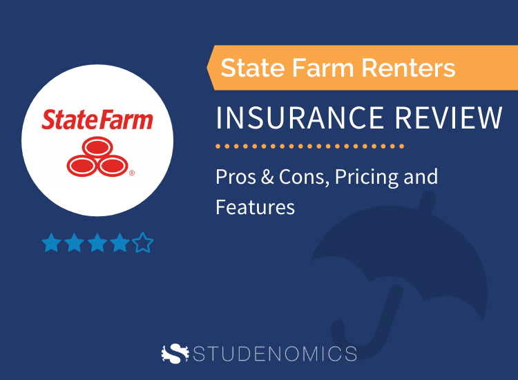 State Farm Renters Insurance Review: Pros & Cons, Pricing ...